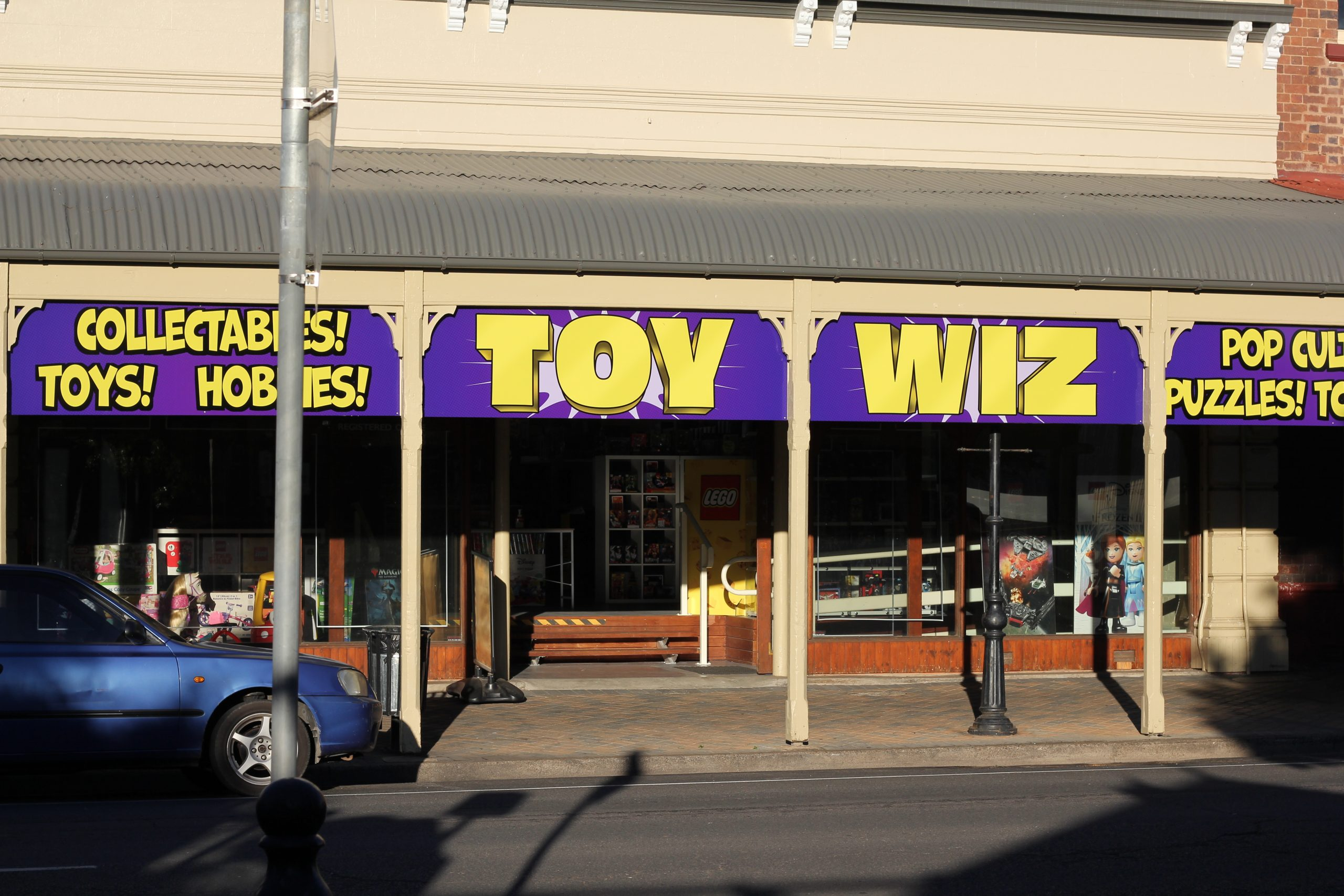 Toy Wiz Store in Laidley Plainland